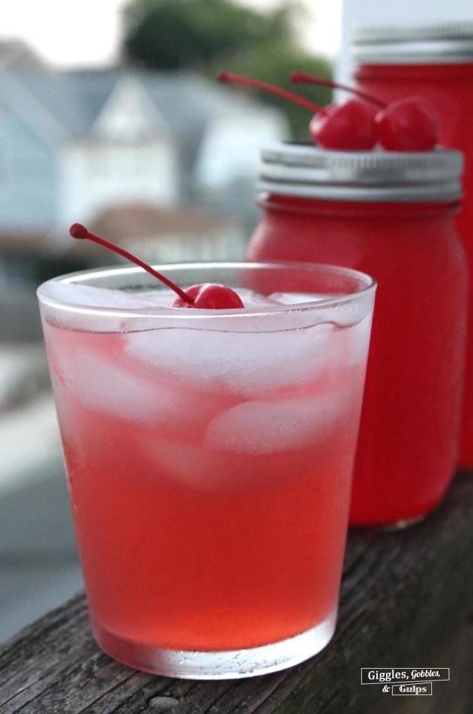 Pink Lemonade Moonshine Cocktail5
