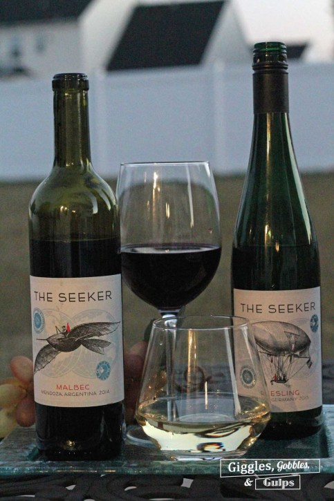 the seeker wine