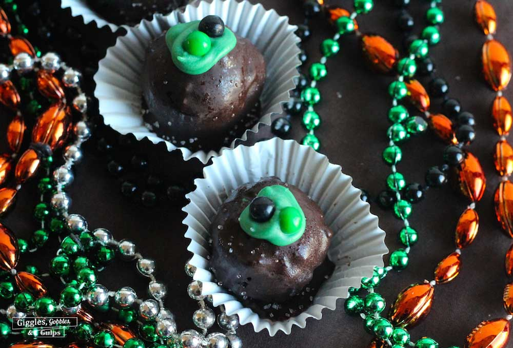 philadelphia football OREO cookie balls1