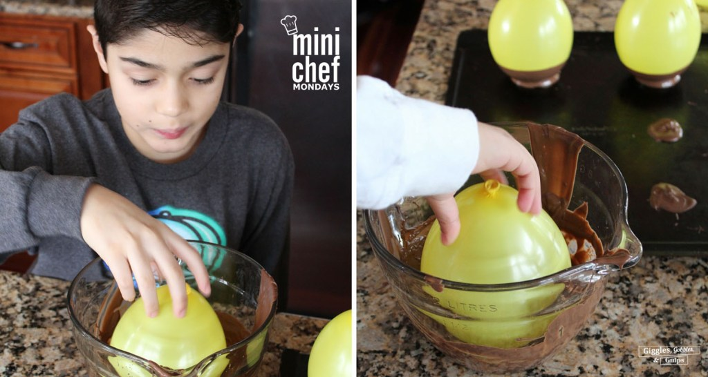 Balloon Chocolate Bowls 3