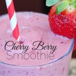 Cherry Berry Smoothie