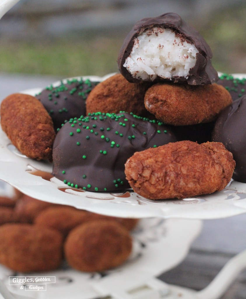 Chocolate Covered Irish Potatoes 3