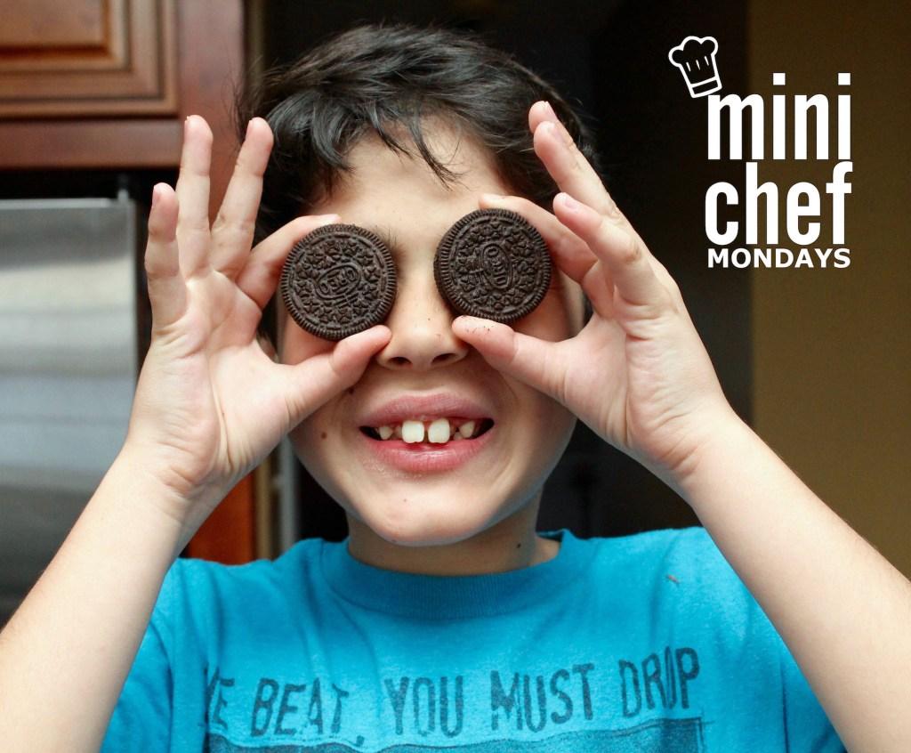 cookies-cream milkshake
