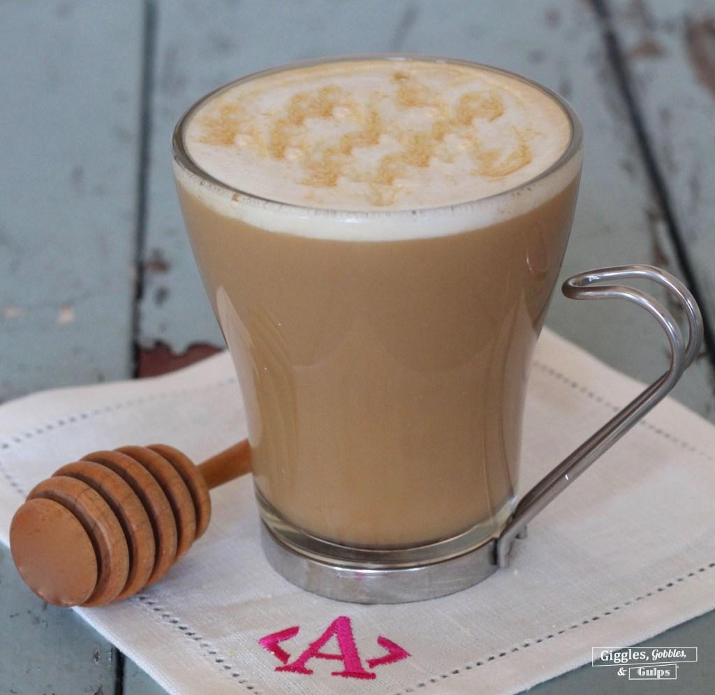 honey cappuccino 1