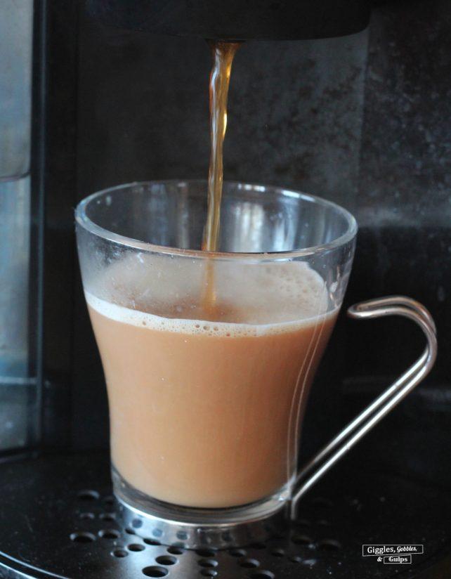 honey cappuccino