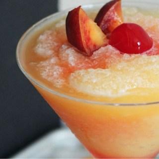 Alize Peach Cocktail