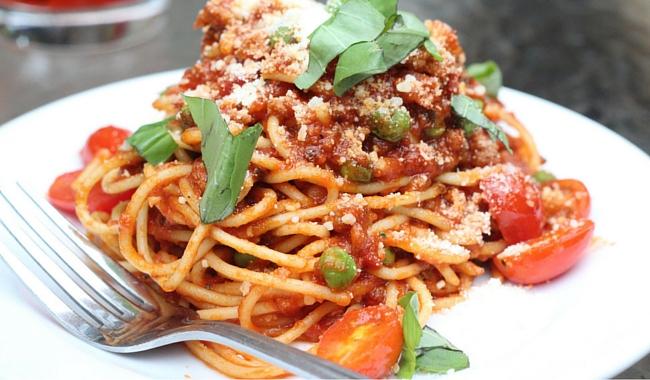 NEW RAGÚ® Homestyle Pasta Sauce & DIY Pasta Bar