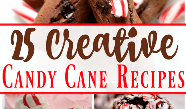 25 Creative Candy Cane Recipes
