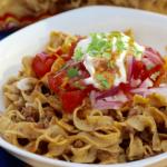One Pot Taco Noodles