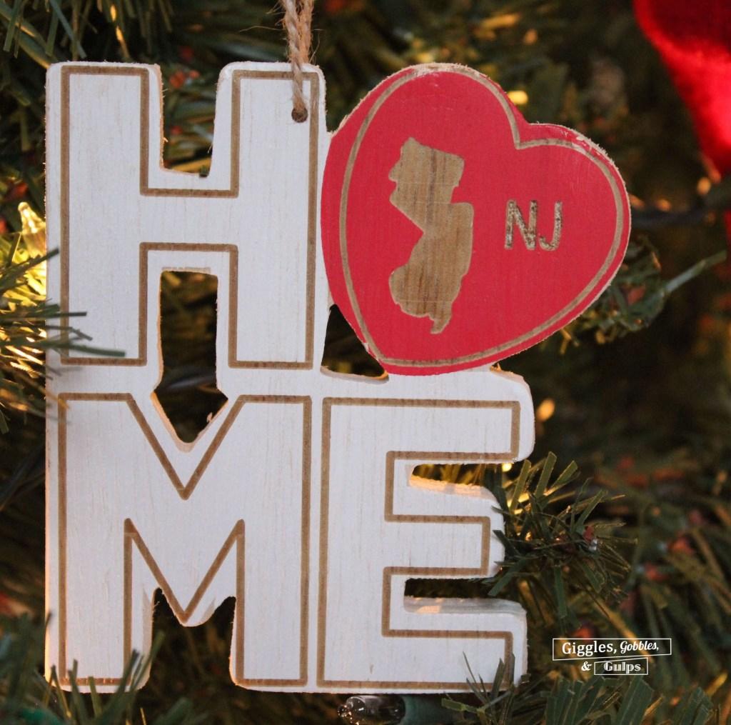 ornaments travel souvenirs