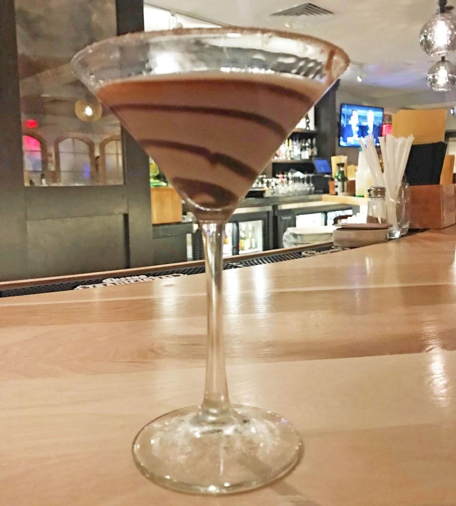 Hershey Lodge Signature Chocolate Martini Recipe