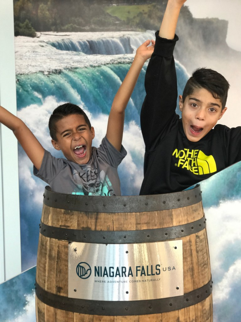 Things to do in Niagara Fall with Kids