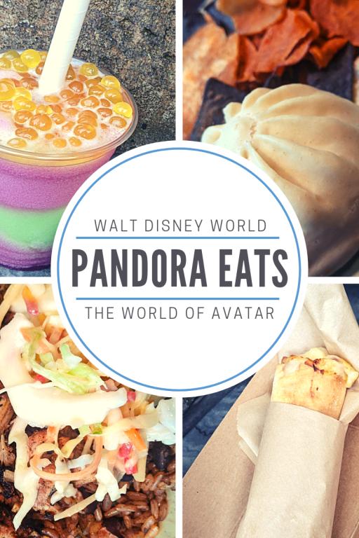 Pandora Foods Pinterest