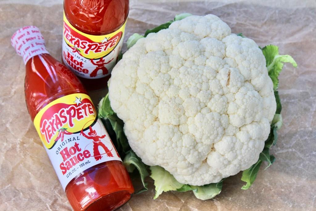 nashville hot cauliflower