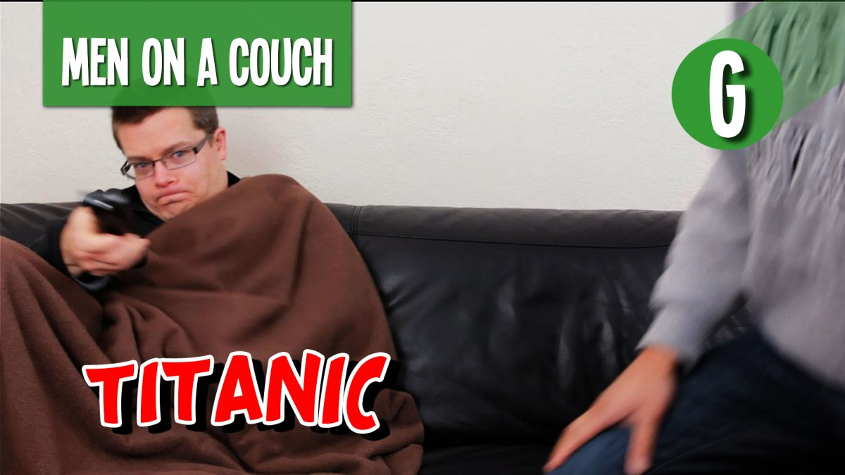 "Men On A Couch - ""Titanic"""