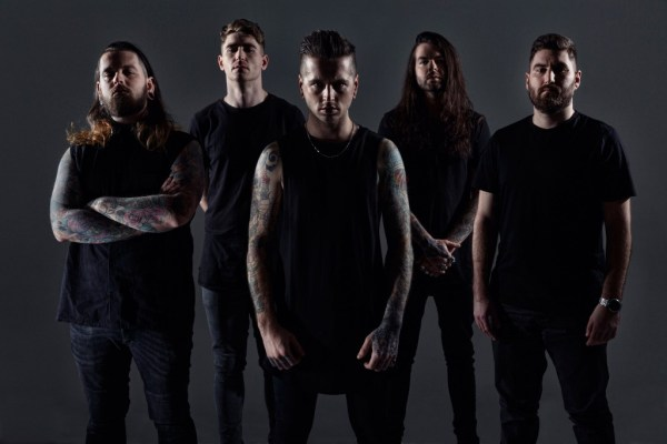 Bury Tomorrow 2018