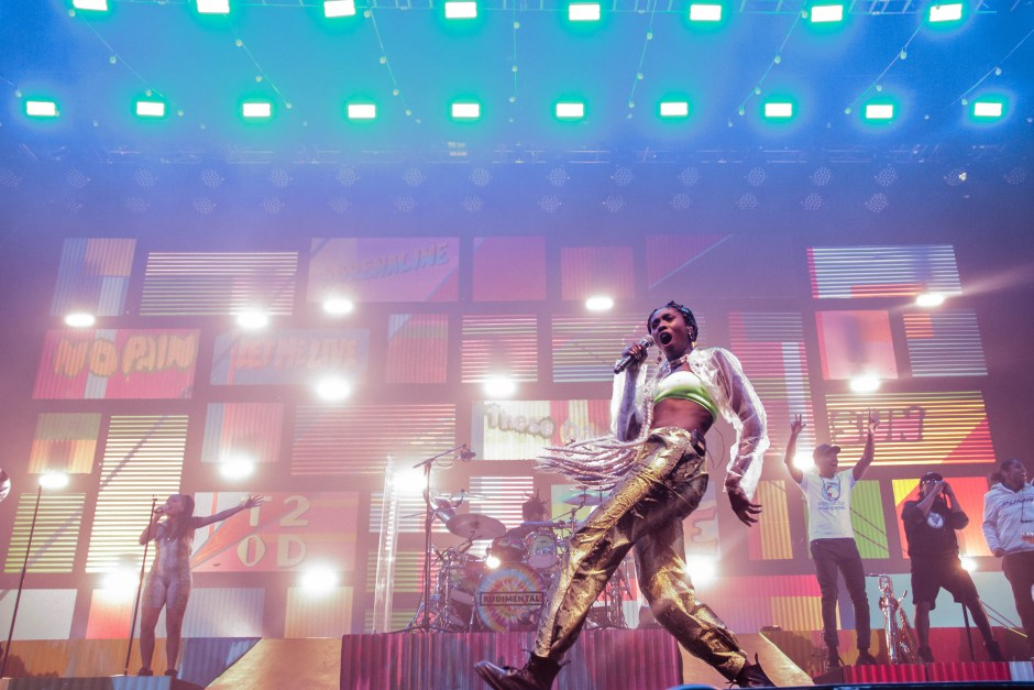 Rudimental - Alexandra Palace - London