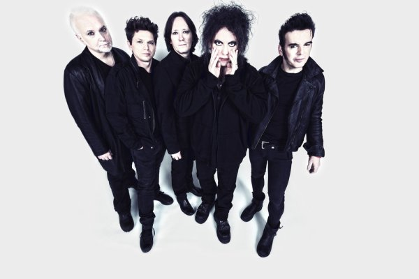 the cure flow festival 2019