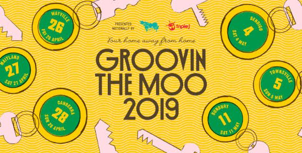 Groovin The Moo 2019
