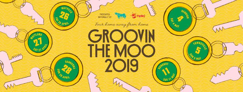 Groovin The Moo 2019