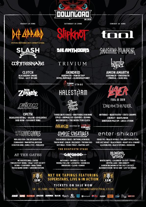 Download Festival 2019 final
