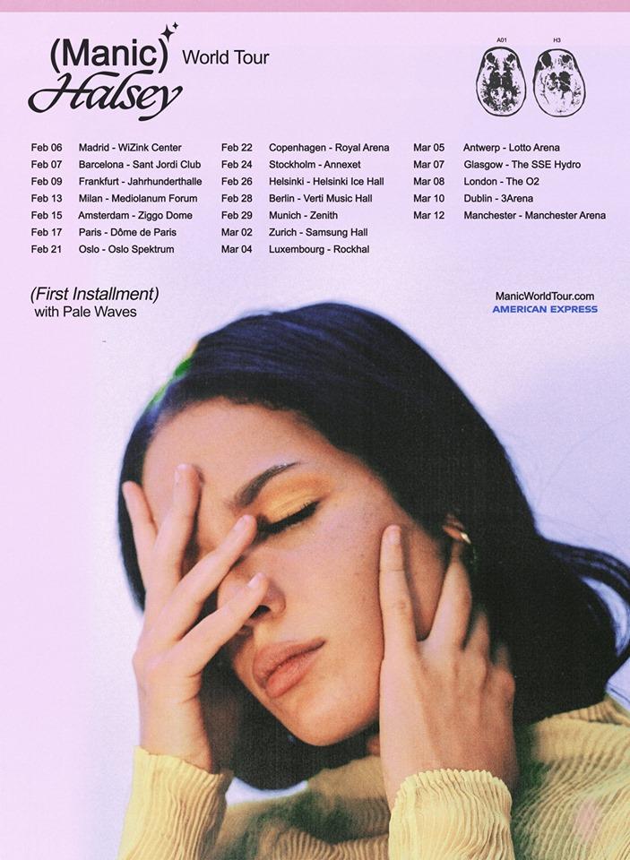 Halsey Tour 2020