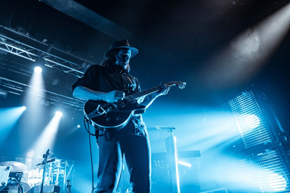 Half Moon Run - Electric Brixton London - GIG GOER 2019