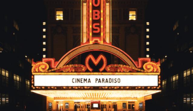 MOBS Cinema Paradiso 2020
