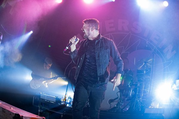 Silverstein - O2 Islington London - GIG GOER 2020