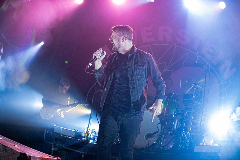 Silverstein - O2 Islington London - GIG GOER 2020