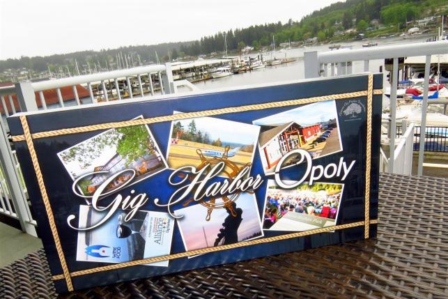 Gig Harbor-Opoly