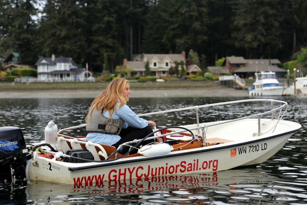 Sailor Hanne Weaver