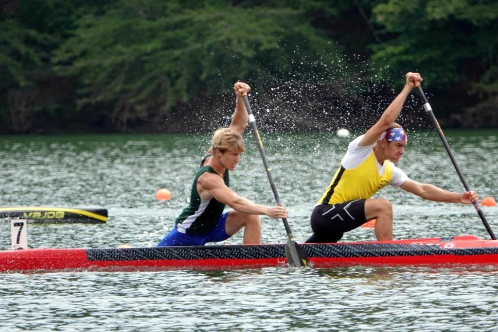 Canoe and Kayak team
