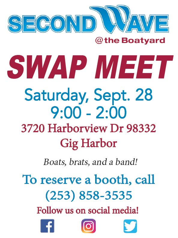 Second Wave Swap Meet