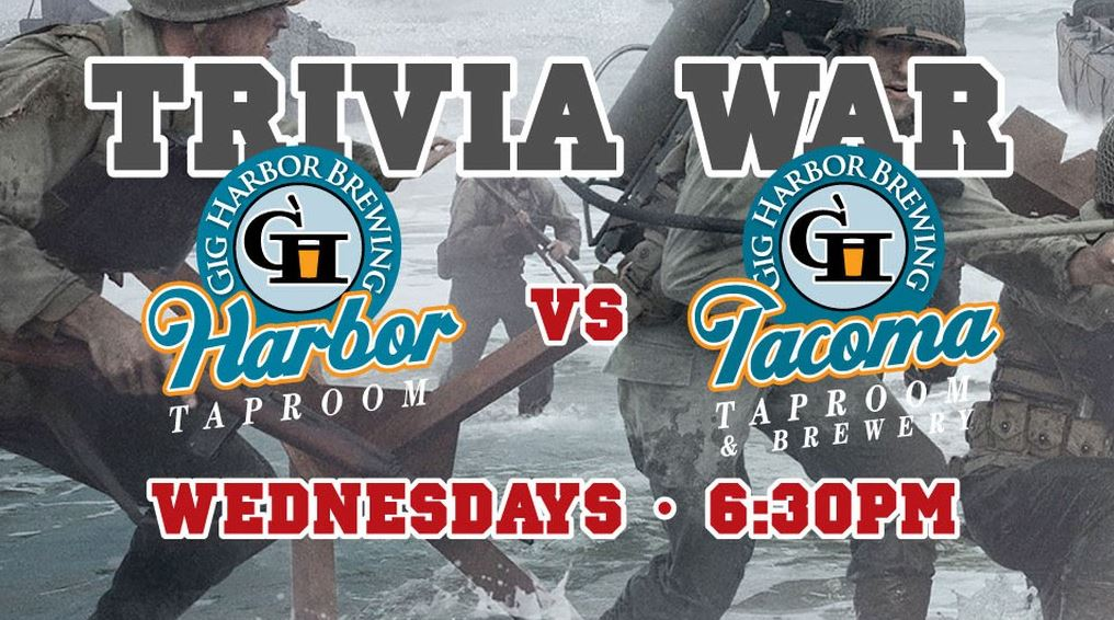 Ggig Harbor Brewing Trivia