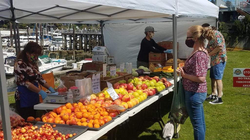 Waterfront Farmers Market