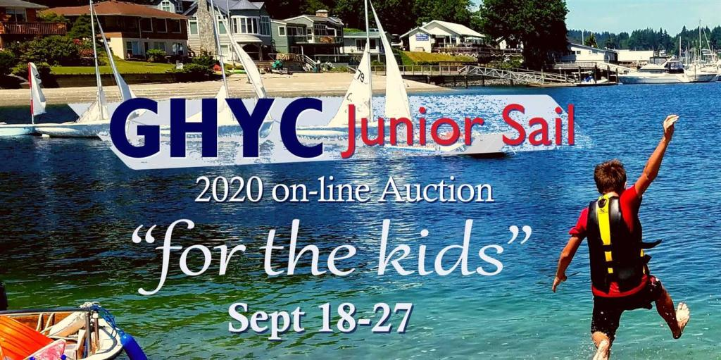 Junior Sail Auction