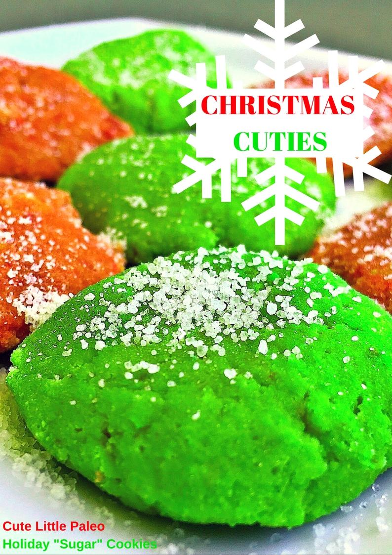 paleo-christmas-cuties-cookies