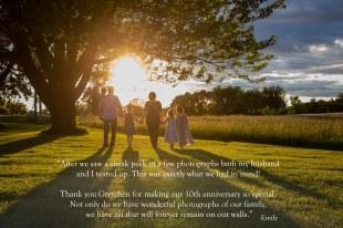Gigi's Joy Photography: Racine Children Photographer testimonial
