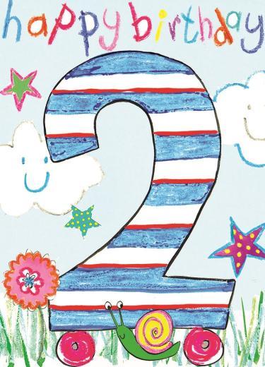 happy 2nd birthday gigi