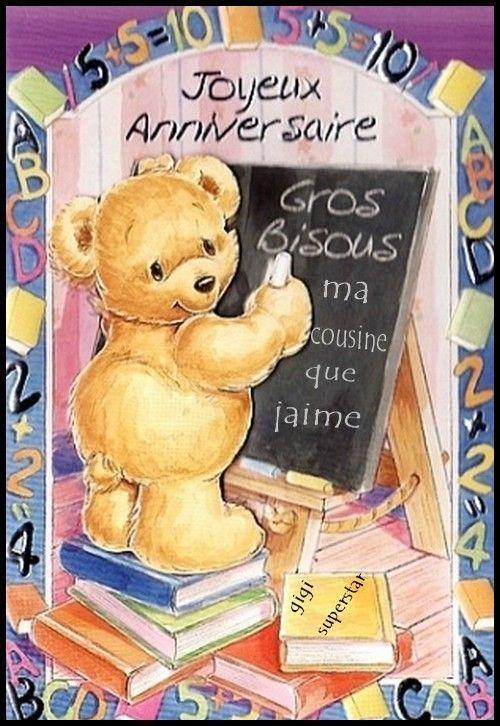 J Ai Fait L Amour Avec Ma Cousine : amour, cousine, JOYEUX, ANNIVERSAIRE, COUSINE, D'AMOUR