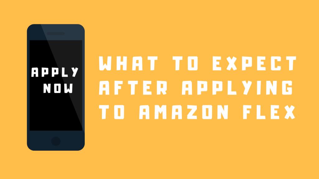 amazon flex application