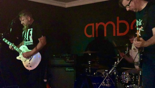 It's All Change at Amber Bar…