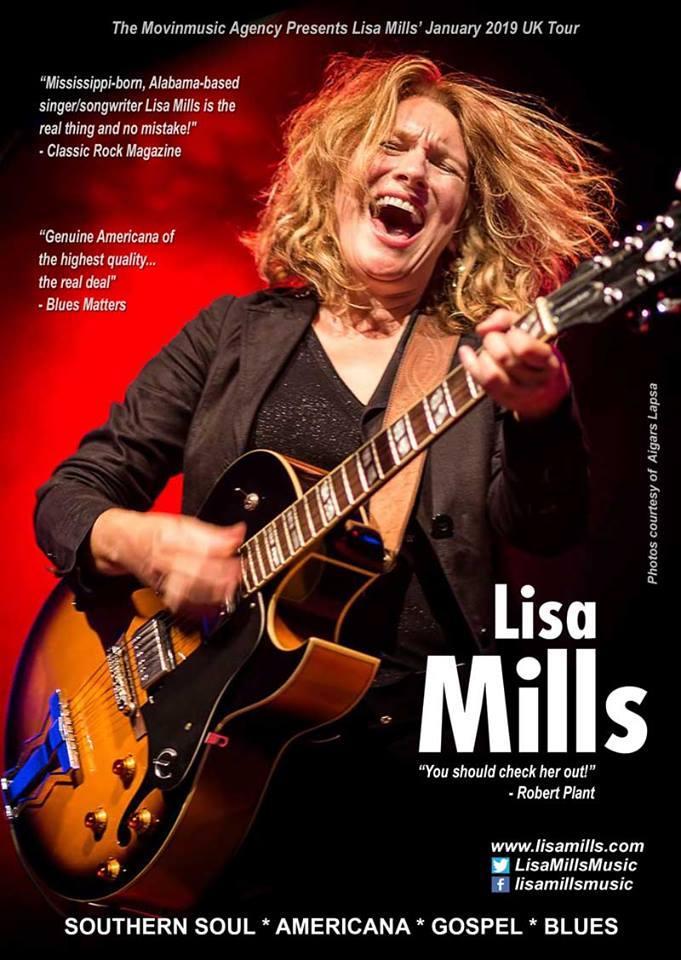 Lisa Mills Tour