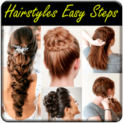 hairstyles easy step