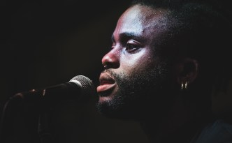 Young Fathers at Rough Trade