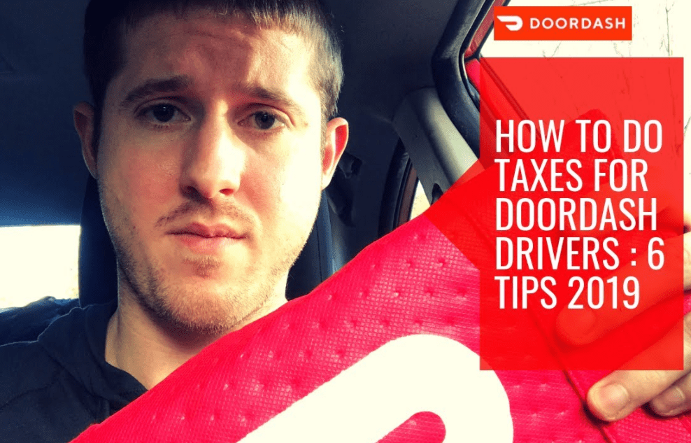 How To Do Taxes For Doordash 2020