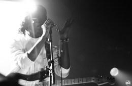 Blood Orange en concert à Paris - Pitchfork 2013