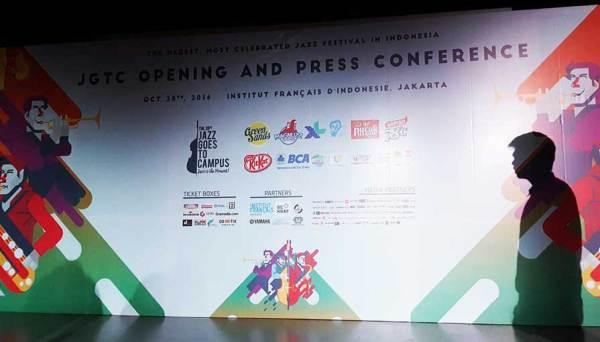 JGTC Opening and Press Conference yang bertempat di Institut Français d'Indonésie, Jakarta pada tanggal 28 Oktober 2016. (via gigsplay)