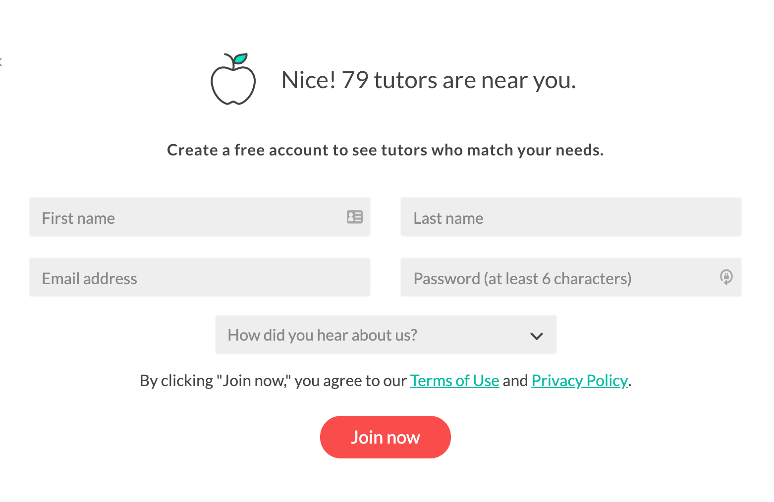 Everything You Need to Know About the Care.com Tutor Service: Create account